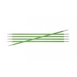 Спицы KnitPro Zing чулочные 3,5 мм/15 см 47007