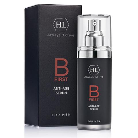 HOLY LAND Легкая сыворотка с ароматом мужского парфюма | Anti-Age Serum
