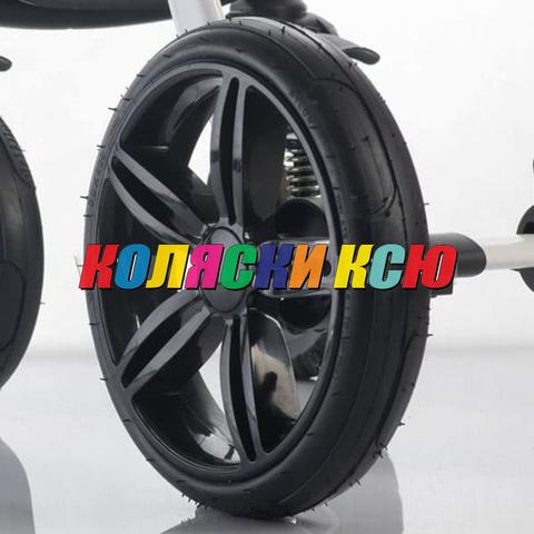 Колесо для детской коляски №006006 надув 12дюймов низкопрофильное