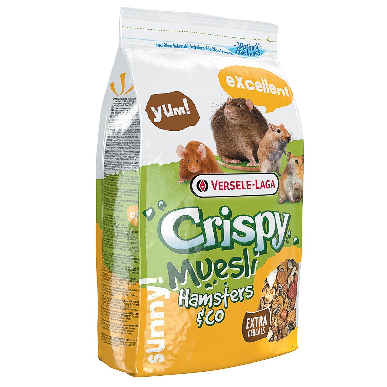 Корм Корм для хомяков и других грызунов, Versele-Laga Crispy Muesli Hamsters & Co 461699.jpeg