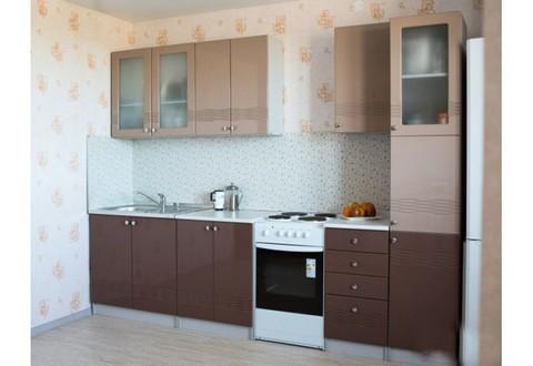 Кухня Мокко с пеналом