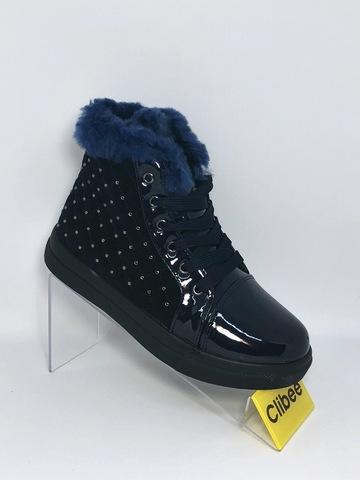 Clibee (зима) K902 Blue 32-37