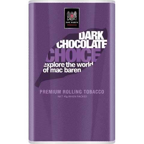 Табак для самокруток Mac Baren Dark Chocolate Choice