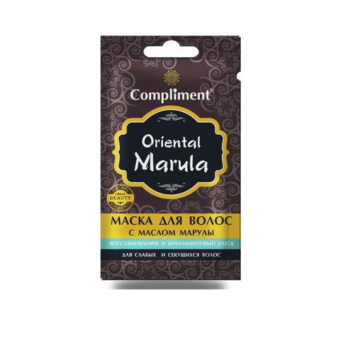 Compliment Маска для волос Oriental Марула