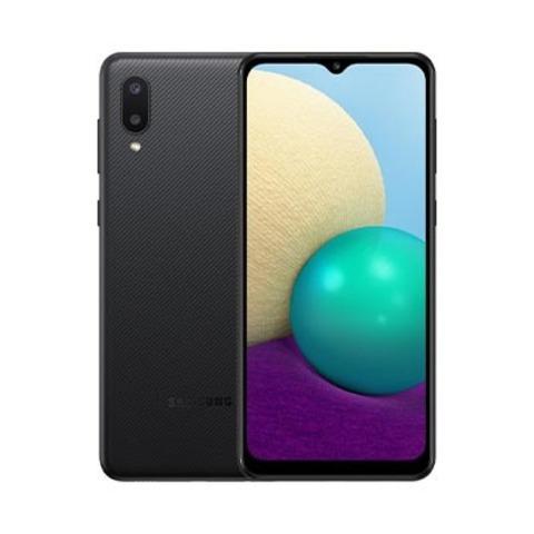 Samsung Galaxy A02, 2/32 ГБ, Чёрный