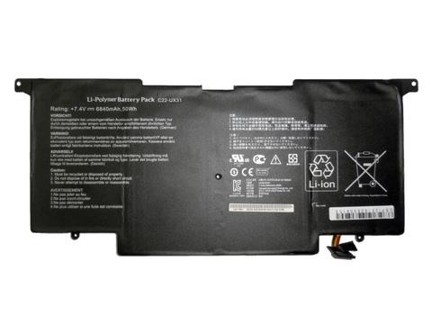 Аккумулятор для Asus UX31 (7.4V 6840MAH) PN C22-UX31, C23-UX31