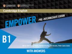 Empower Pre-intermediate Student's Interactive ...