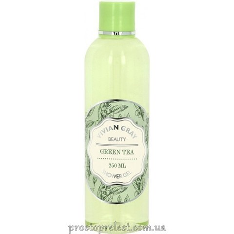 Vivian Gray Beauty Green Tea Shower Gel - Гель для душа