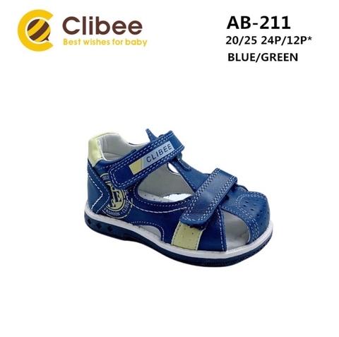 Clibee AB-211 Blue/Green 20-25