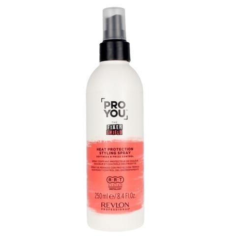 REVLON ProYou Fixer Styling: Спрей термозащитный контролирующий пушистость волос (Heat Protection Spray), 250мл