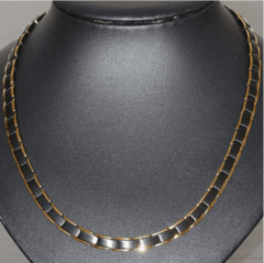 Стальное магнитное ожерелье