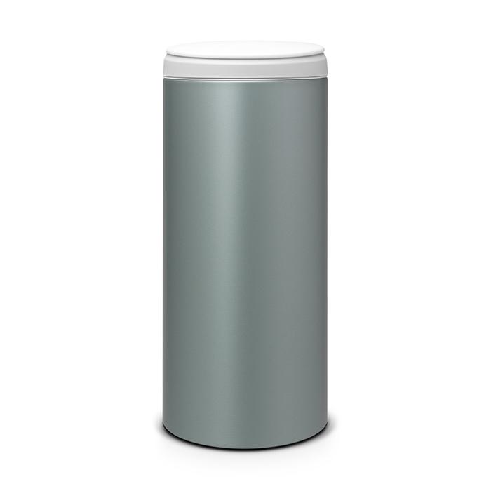 Мусорный бак Flip Bin (30 л), Мятный металлик, арт. 106880 - фото 1