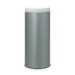 Мусорный бак Flip Bin (30 л), Мятный металлик