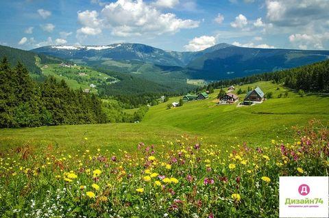 Альпийский луг - отдушка косметическая, 10 мл.
