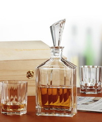 Набор для виски Nachtmann Aspen, декантер и 6 стаканов, фото 6