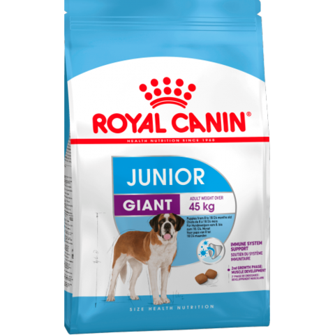 Royal Canin Giant Junior 15 кг купить