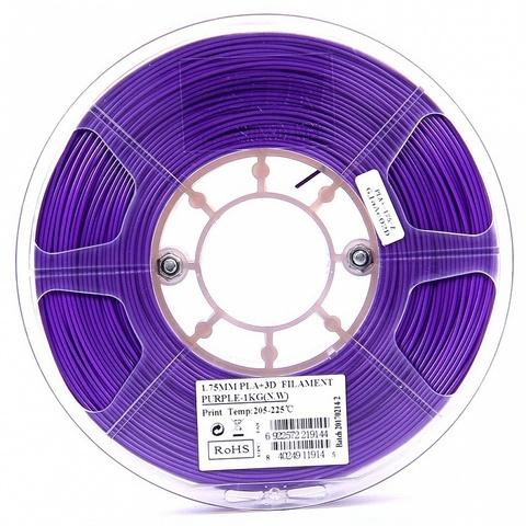 ESUN PLA+ 1.75 мм 1кг., пурпурный