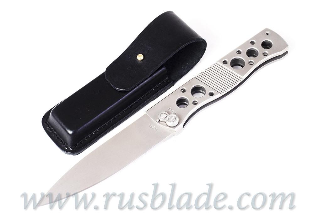 Custom Urakov M390 Confidence Factor S knife
