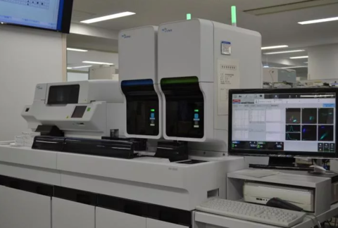 Гематологический анализатор XN-3000, Sysmex