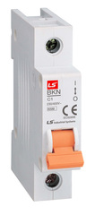 Автоматический выключатель BKN 1P B6A