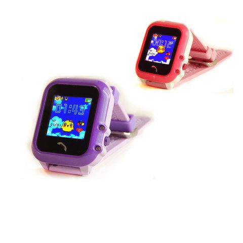 Детские часы-телефон Smart Baby Watch DF27 с GPS