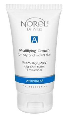 *Легкая крем с матирующим эффектом для жир-й и ком-ной кожи (NOREL/ANTISTRESS/150мл/PK 132)