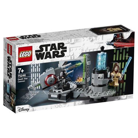 LEGO Star Wars: Пушка Звезды смерти 75246 — Death Star Cannon — Лего Звездные войны Стар Ворз