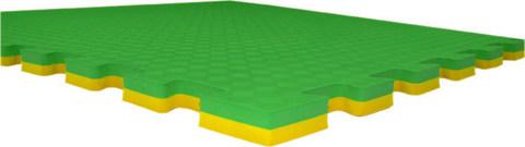Татами для единоборств, с зацепом «ласточкин хвост» 20 мм.