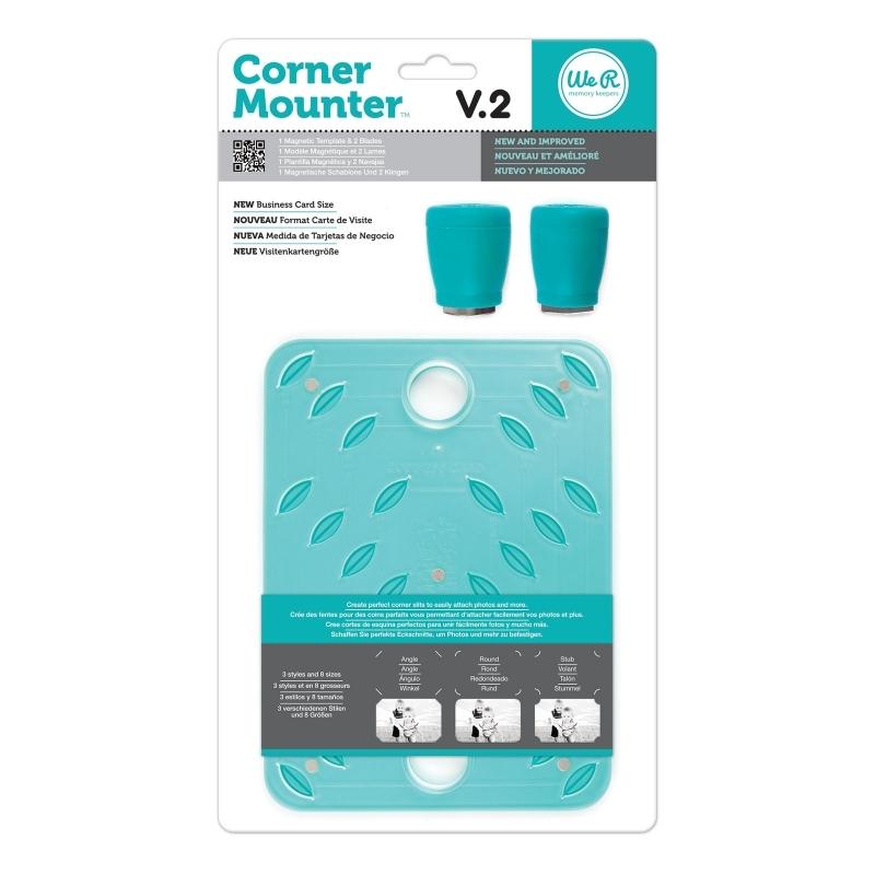 Инструмент для создания уголков  Corner Mounter