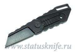 Нож Quartermaster ALF-6 Yoda Black SW Texas Tea