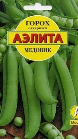 Семена Горох Медовик 25 г