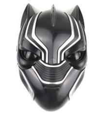 Светящаяся маска Черной Пантеры