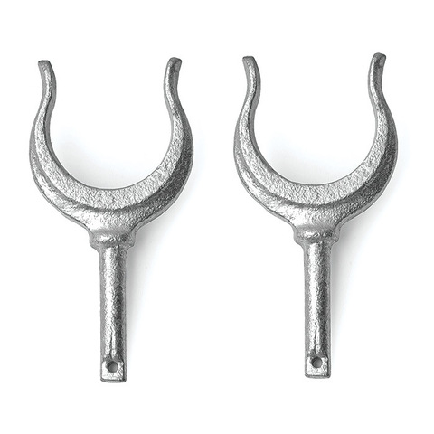 Уключина U-образная, Ø14х64 мм, оцинк. сталь