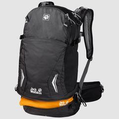 Рюкзак велосипедный Jack Wolfskin Moab Jam 34 black - 2