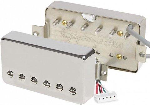 GIBSON EPIPHONE PROBUCKERS CHROME комплект звукоснимателей