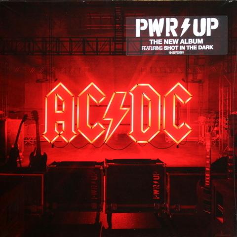 AC/DC / Power Up (LP)