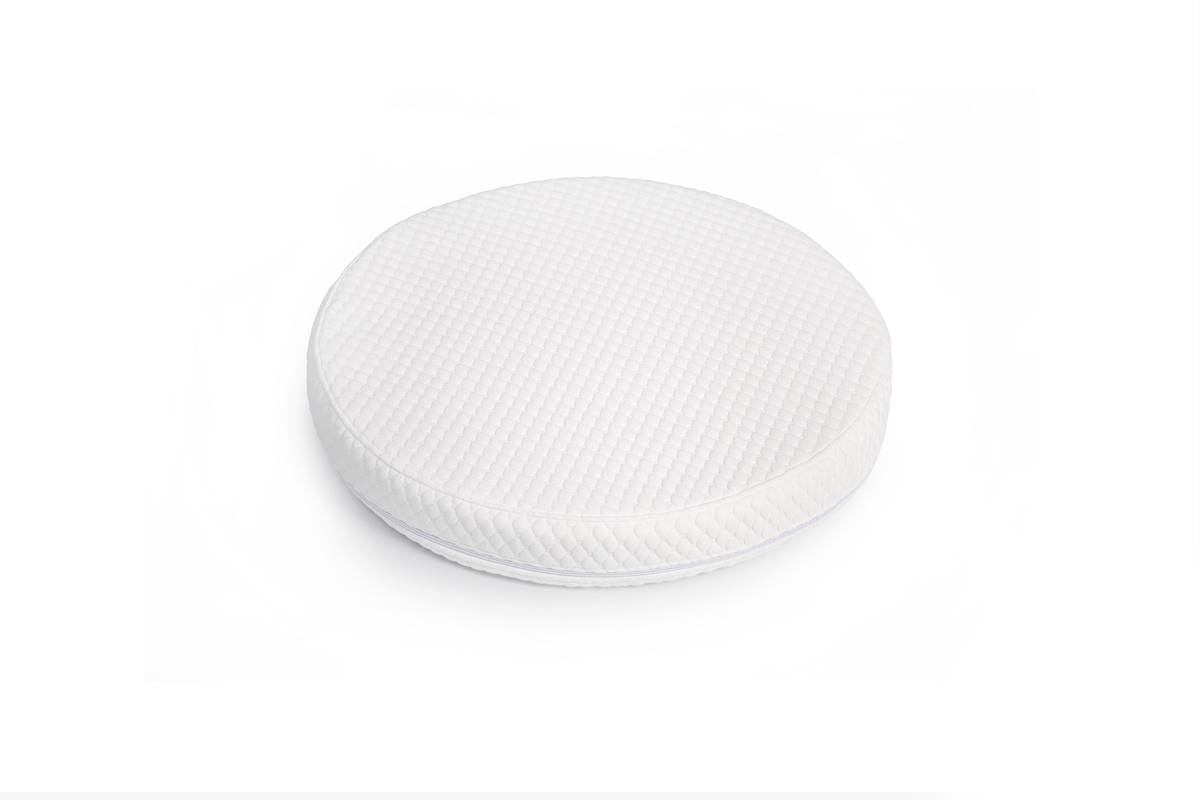 Круглый матрас для кроваток Sleepy 740х740х80 беспружинный КОМФОРТ