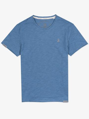 """Men's """"VELIKOROSS"""" navy t-shirt"""