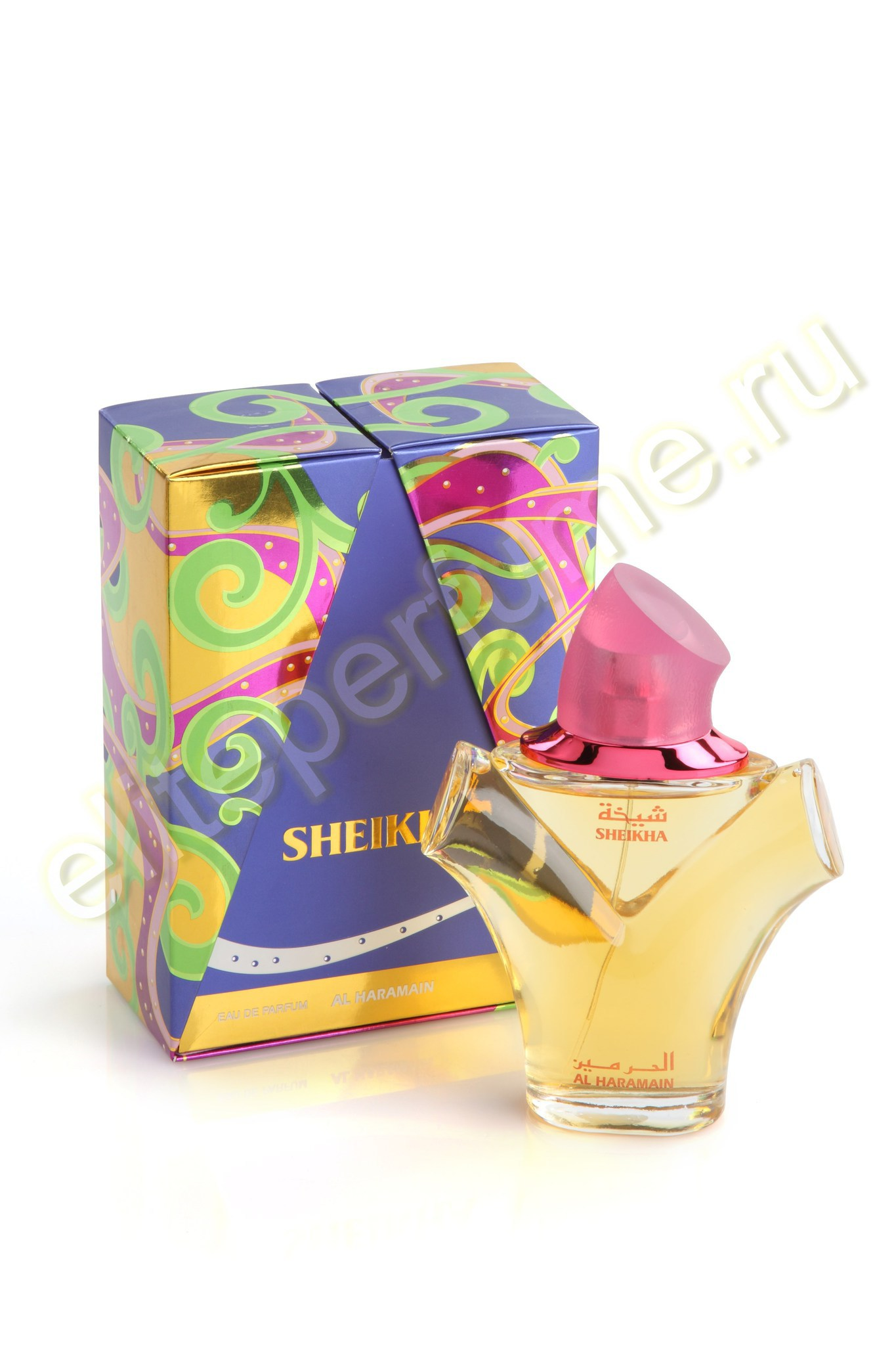 Пробники для духов Sheikha Шейха 1 мл спрей от Аль Харамайн Al Haramain Perfumes