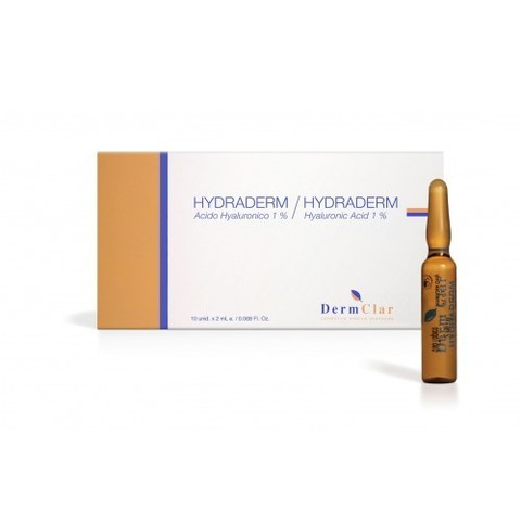*Гиалуроновая кислота 1% (Dermclar/Hydra Derm/2мл/DM-14)