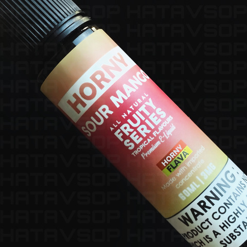 Sour Mango by HORNY
