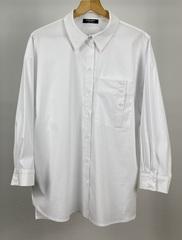 Блуза с карманом