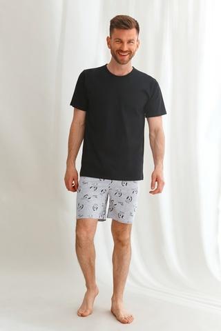 Пижама мужская с шортами TARO 2628 21/22 PETER