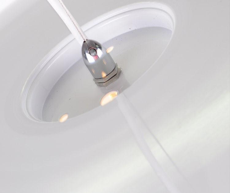 Подвесной светильник копия Smithfield by Flos D48 (белый)