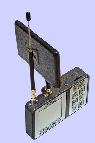 Анализатор электромагнитного поля