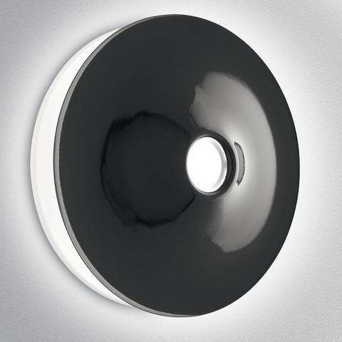 Накладной светильник Artemide Lunarphase 60 nero