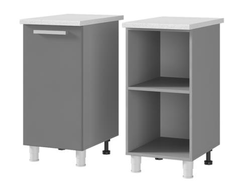 Шкаф-стол рабочий 1-дверный (300*820*600) 3Р1