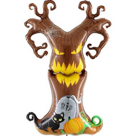 Фигура фольга Жуткое дерево