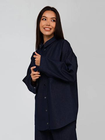 Рубашка джинсовая YOS