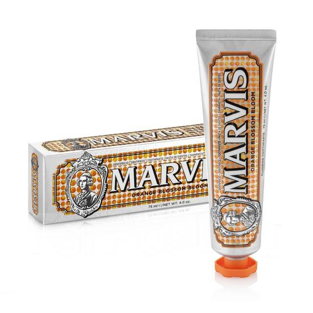 Зубная паста Marvis Orange Blossom Bloom 75 ml